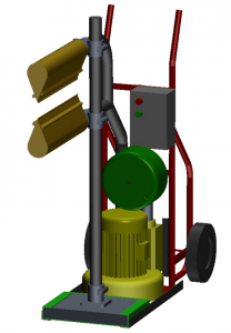 2-wheel cart - 2